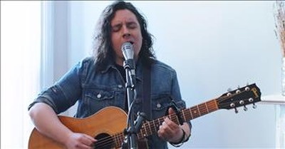 'Prize Worth Fighting For' Jamie Kimmett Acoustic Performance