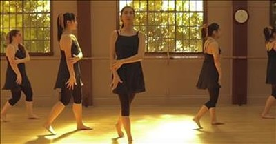 Contemporary Dance Routine To 'You Say' From Lauren Daigle