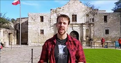 A Cappella America Medley Filmed In Almost Every State