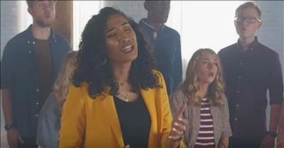 'Way Maker' Voices Of Lee A Cappella Performance