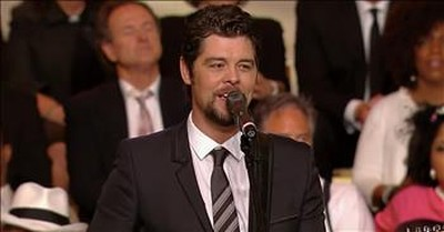'Sometimes I Cry' Jason Crabb Performs Gospel Song Written By His Dad