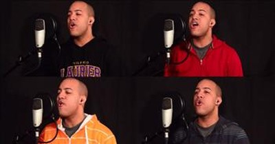 A Cappella Rendition Of '10,000 Reasons (Bless The Lord)'