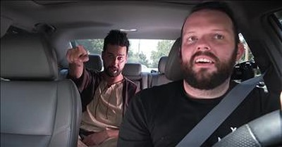 Comedian John Crist On If Bible Characters Took Uber