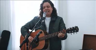'Burdens' Acoustic Performance From Jamie Kimmett