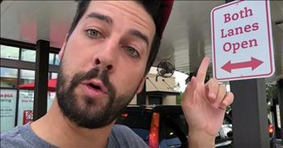 Hilarious Chick Fil A Pick Up Lines From John Crist