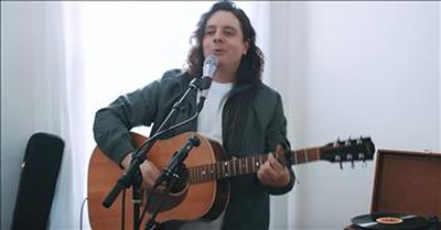 'Lord I Need You' Acoustic Cover From Jamie Kimmett