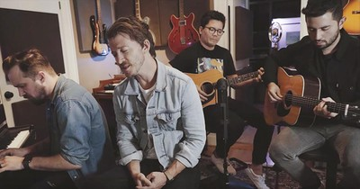 'Greater Than All My Regrets' Tenth Avenue North Acoustic Performance