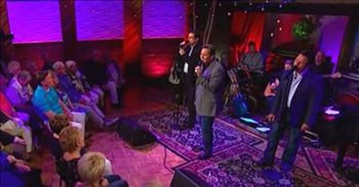 The Booth Brothers Perform 'I'm So Lonesome I Could Cry'