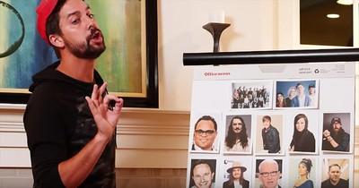 John Crist And Friends Hilarious Worship Leader Fantasy Draft