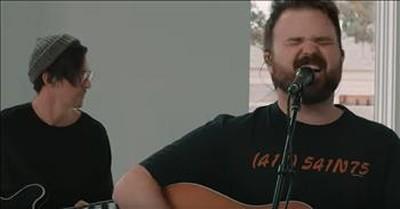 'Heaven Fall' Cody Carnes Acoustic Performance