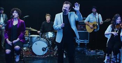 'Loving My Jesus' Live Casting Crowns Performance