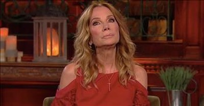Kathie Lee Gifford Shares Her Testimony Of Finding God At The Movies