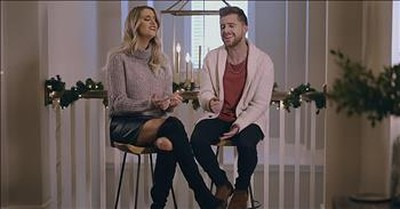 Husband And Wife Perform Christmas 'Amazing Grace'
