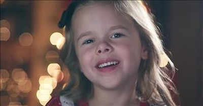 Little Claire Crosby Sings 'Have Yourself A Merry Little Christmas'