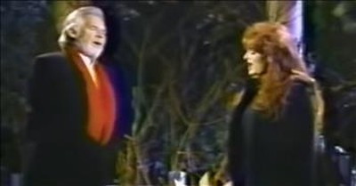 'Mary Did You Know' Duet From Kenny Rogers And Wynonna Judd