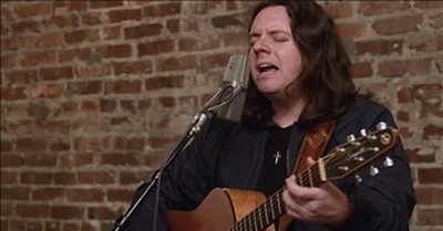 'Burdens' Jamie Kimmett Acoustic Performance At New Song Cafe