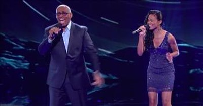 Father-Daughter Street Performers Earn Standing Ovation With Audition Duet