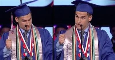Brutally Honest Kyle Martin Shares Why He Regrets Being Valedictorian