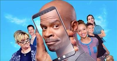 'Selfie Dad' Movie Trailer Featuring Chonda Pierce And Michael Jr.