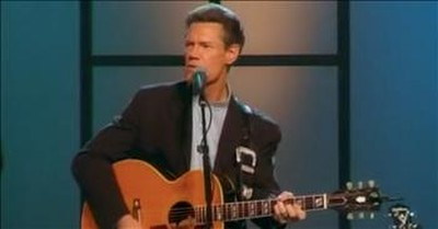 Classic Performance Of 'Just A Closer Walk With Thee' From Randy Travis