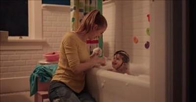 Hallmark Sums Up Motherhood In One Tear-Jerking Video
