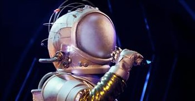 Astronaut On The Masked Singer Performs 'You Say' By Lauren Daigle