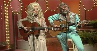 'Love Lifted Me' Kenny Rogers And Dolly Parton