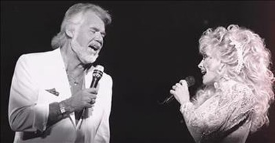 'You Can't Make Old Friends' Kenny Rogers And Dolly Parton Duet