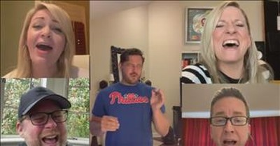 Virtual Choir In Nashville Sings 'It Is Well With My Soul' During Quarantine