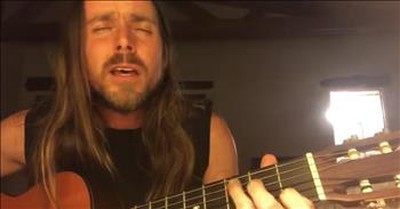 'The Sound Of Silence' Cover From Lukas Nelson Son Of Willie Nelson