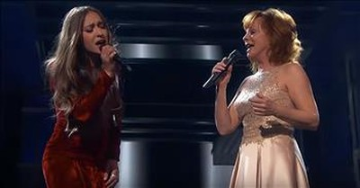'Back To God' Reba McEntire And Lauren Daigle Live Performance