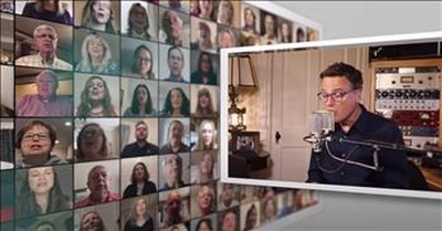 Michael W. Smith Leads Virtual Choir In 'Way Maker' Performance