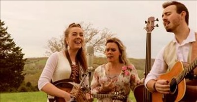 Southern Raised Bluegrass Performs 'Rise Again'