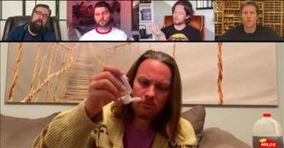 A Cappella Men Of Home Free Bring The Laughs With 'Quarantine'