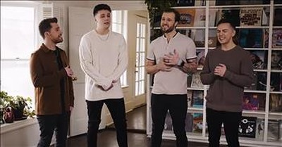 'I Surrender All' A Cappella Performance From Anthem Lights