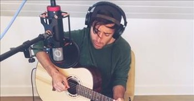 In Christ Alone' Phil Wickham Performs Classic Hymn At Home