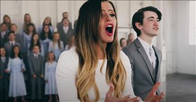 'You Say' Cover From Rise Up Children's Choir And Nadia Khristean