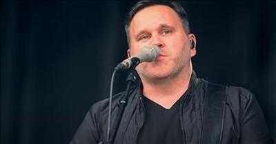 'Mercies (New Every Morning)' Live Performance From Matt Redman