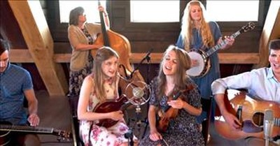 'Take Me Home, Country Roads' The Petersens Bluegrass Performance