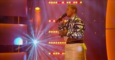 New Zealand Child Singer Performs 'Hallelujah' On Little Big Shots