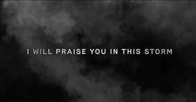 'Praise You In This Storm' Natalie Grant