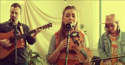 'You Raise Me Up' Southern Raised Bluegrass Band