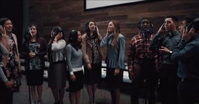 Choir Performs Stunning Rendition Of 'The Cause Of Christ'