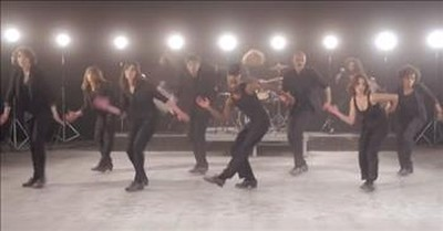 Traditional Tap Dance Gets A Modern Makeover