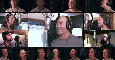 A Cappella 'God Bless The USA' By Home Free With Lee Greenwood And US Air Force Band