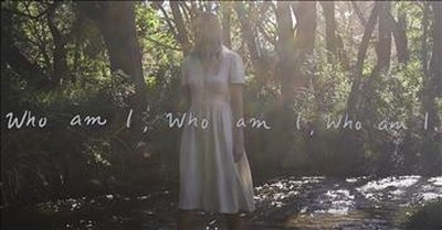 'Who Am I' NEEDTOBREATHE Lyric Video