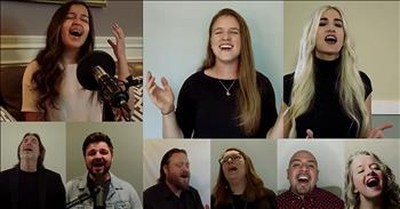 100 New York Churches Come Together To Sing 'The Blessing'