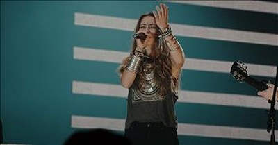 'How Great Thou Art' Lauren Daigle And Hillsong UNITED