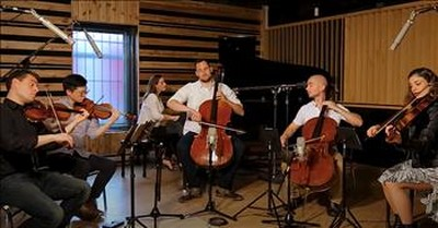 Husband And Wife Duo Join String Quartet For 'Bohemian Rhapsody' Cover