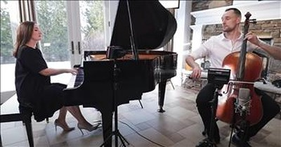 'Can't Help Falling In Love' Duet From Piano And Cello From Brooklyn Duo